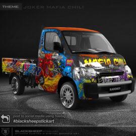 DECAL stiker Daihatsu Granmax Joker
