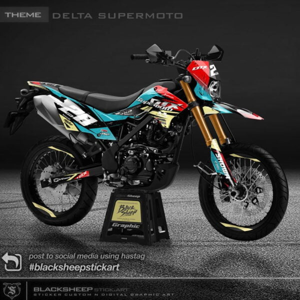 DTRACKER delta supermoto