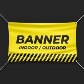 Cetak Banner Indoor dan Outdoor