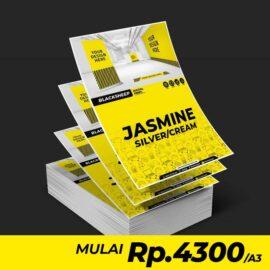 Cetak Laser Jasmine biasanya digunakan untuk :Paper flower, Kerajinan, Kertas Undangan Mewah, Sertifikat dll